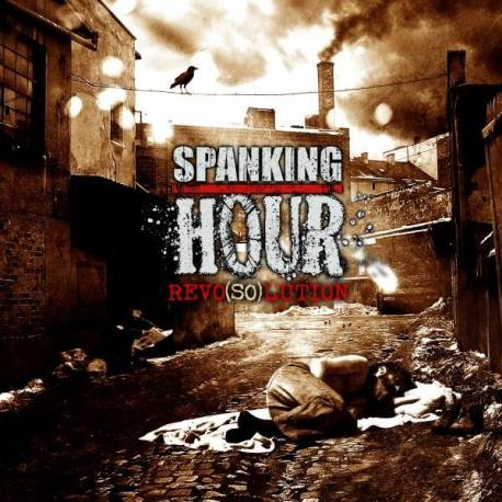 SPANKING HOUR Revo(so)lution CD