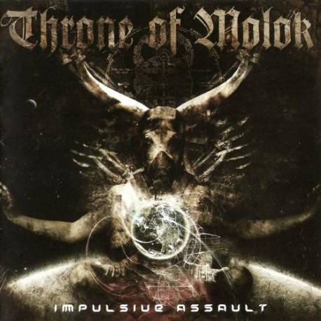 THRONE OF MOLOK Impulsive Assault (Molok Vult) CD