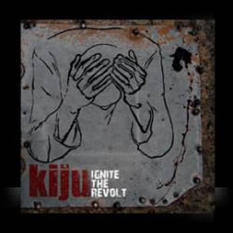 KIJU Ignite the revolt CD