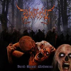 BLOODFIEND Dead Blood Madness CD