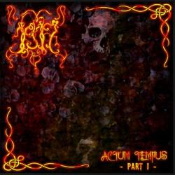 1917 Actum Tempus Part I CD - Death Metal