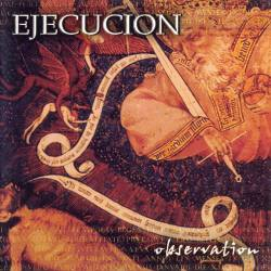 EJECUCION Observation CD - doom metal