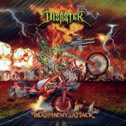 DISASTER Blasphemy Attack CD