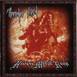 THUNDER LORD Heavy Metal Rage CD