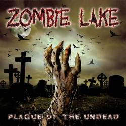 ZOMBIE LAKE Plague Of The Undead vinyl LP