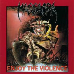 MASSACRA Enjoy The Violence CD