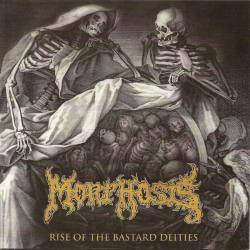MORPHOSIS Rise Of The Bastard Deities CD