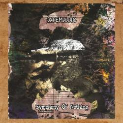 XTEMATIC Symphony Of Nothing Digipack CD - noise indus music
