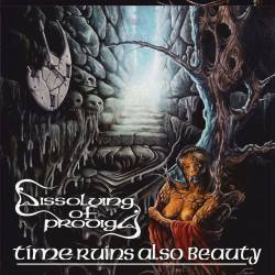 DISSOLVING OF PRODIGY Time Ruins Also Beauty CD,parat magazine