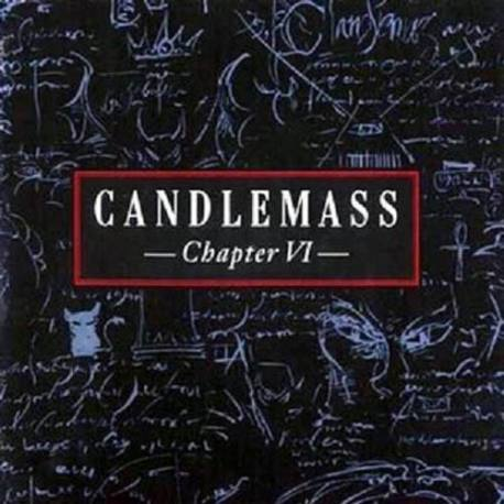"CANDLEMASS ""Chapter VI"" CD + DVD"