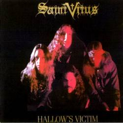 "SAINT VITUS ""Hallow's victim"""