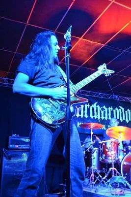 carcharodon live in France - southern death sludge metal
