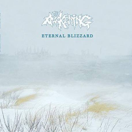 "THE AWAKENING ""Eternal blizzard"" LP"