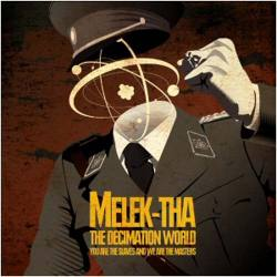 "MELEK-THA ""The decimation world"" 2nd Hand CD"