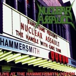 "NUCLEAR ASSAULT ""Live at hammersmith"" Gatefold Vinyl LP"