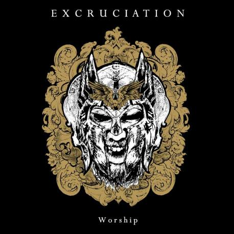 EXCRUCIATION Worship 7-inches EP