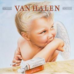 "VAN HALEN ""1984"" 2nd hand CD"