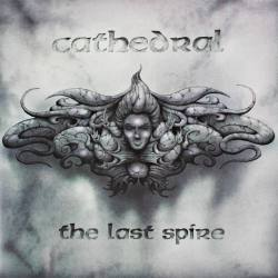 CATHEDRAL The Last Spire Gatefold double Vinyle LP - blanc