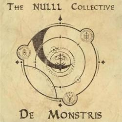 THE NULLL COLLECTIVE De Monstris CD