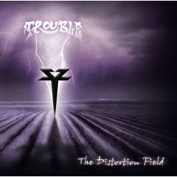 TROUBLE The Distortion Field Gatefold Purple 2xLP Vinyle DLP