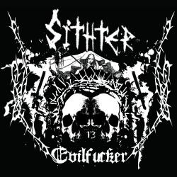 SITHTER Evilfucker Digipack CD + poster