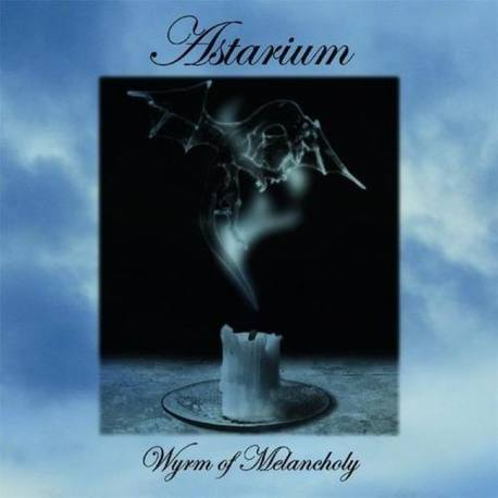 ASTARIUM Wyrm of Melancholy CD
