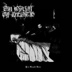 ON PAIN OF DEATH Year Naugth Doom Vinyl LP 12-inch