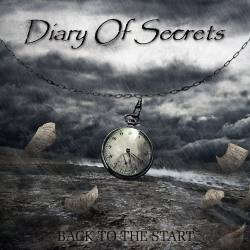 DIARY OF SECRETS Back To The Start EP CD - cheap heavy metal record