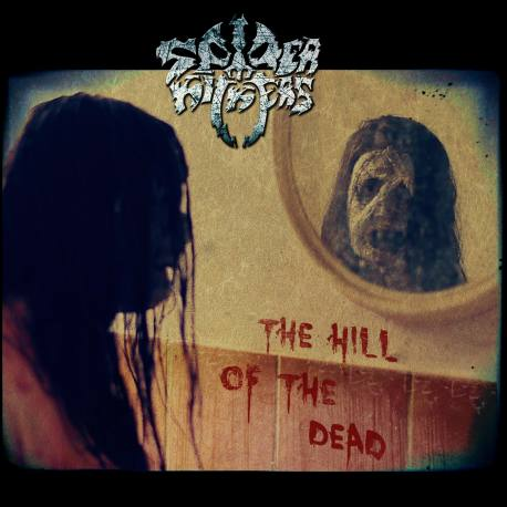 SPIDER KICKERS The Hill Of The Dead CD - thrash death metal record