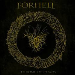 FORHELL Throne Of Chaos CD