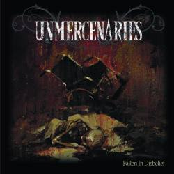 UNMERCENARIES Fallen In Disbelief CD