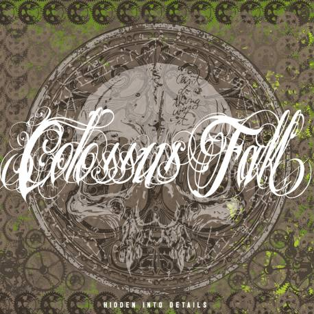 COLOSSUS FALL Hidden Into Details Digipack CD - sludge metal