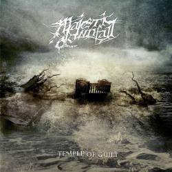 MAJESTIC DOWNFALL Temple Of Guilty CD