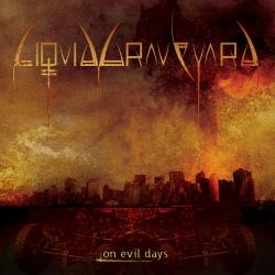LIQUID GRAVEYARD On Evil Days CD