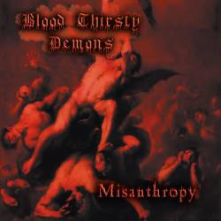 BLOOD THIRSTY DEMONS Misanthropy CD - horror thrash metal