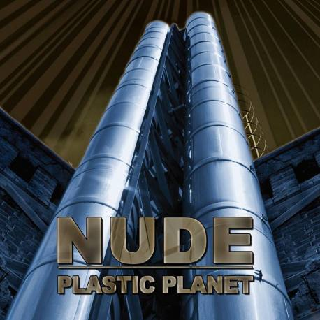 NUDE Plastic Planet CD - electro gothic synthpop cold wave
