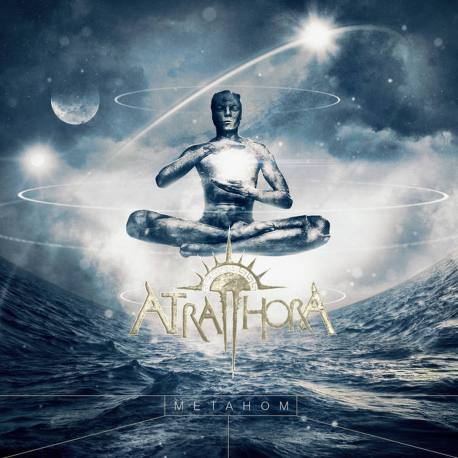 ATRA HORA Metahom EP CD - Melodic Death Metal Dark Metal
