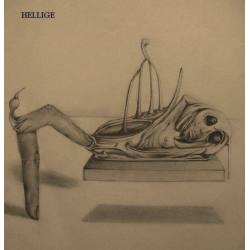 HELLIGE Hellige cassette tape - black metal doom sludge