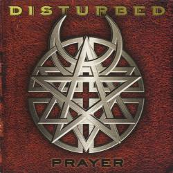 "DISTURBED Prayer limited red 7"" vinyl record - nu metal collector"
