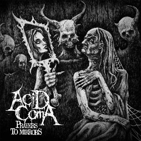 ACID COMA Prayers To Mirrors CD - doom sludge metal