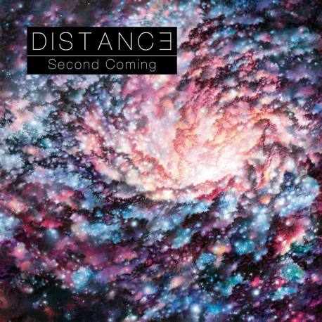 DISTANCE Second Coming CD - prog rock space rock post metal