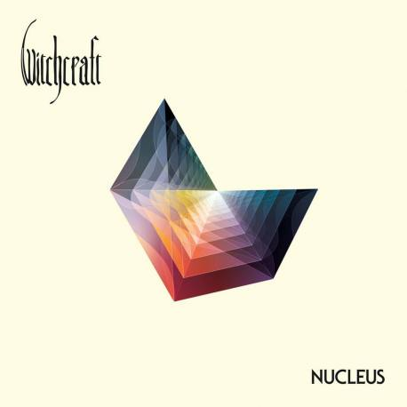 WITCHCRAFT Nucleus gatefold Vinyl DLP - doom metal