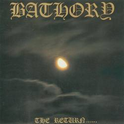 BATHORY The Return… Vinyl LP (black)