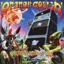 ORANGE GOBLIN Frequencies From Planet Ten gatefold Vinyl LP +7""