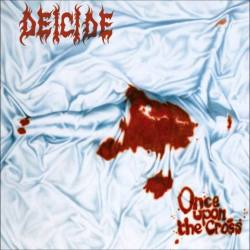 DEICIDE Once Upon The Cross Vinyle LP