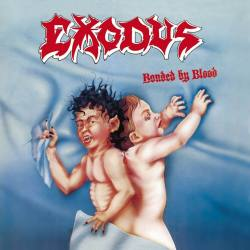 EXODUS Bonded By Blood Vinyle gatefold 2xLP