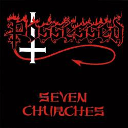 POSSESSED Seven Churches Vinyle LP rouge - death thrash métal
