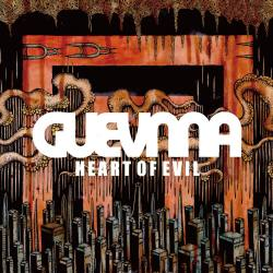GUEVNNA Heart Of Evil CD