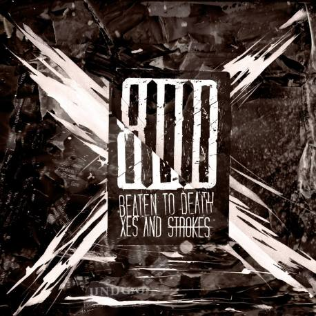 BEATEN TO DEATH Xes And Strokes CD - grindcore / brutal death metal