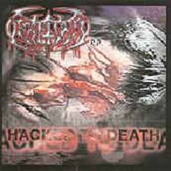 DECAPITATED Hacked To Death CD - underground death metal from Philippines